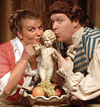 Scene from Figaro