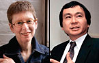 Terry Gross and Francis Fukuyama