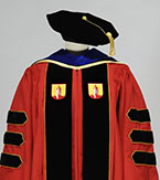 New academic regalia