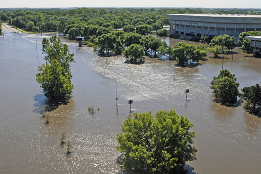 Ames flood, Aug. 11, 2010
