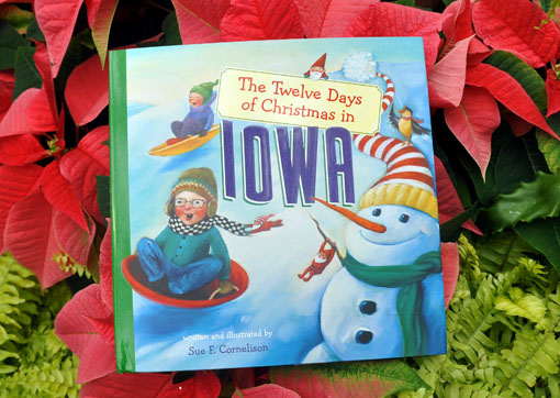 Twelve Days of Christmas in Iowa
